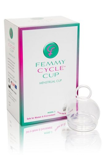 Femmy Cycle Menstrual Cup Teen Size