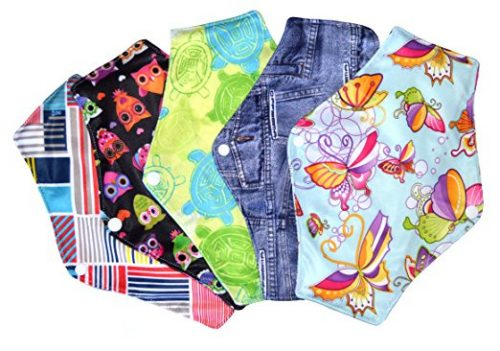 Supreme Comfort Reusable Cloth Sanitary Napkins Menstrual Panty Pads
