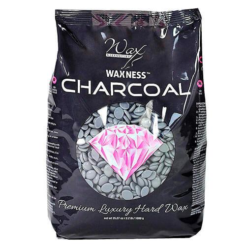 Charcoal Hard Wax Painless Black Wax Beans Reviews
