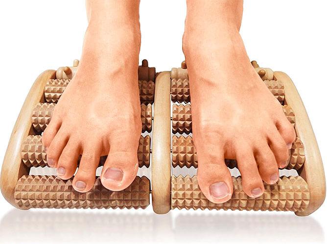 TheraFlow Plantar Fasciitis Foot Massage Machine